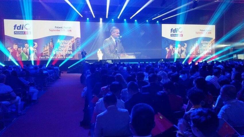 Jutro rusza światowy kongres stomatologiczny FDI w Madrycie