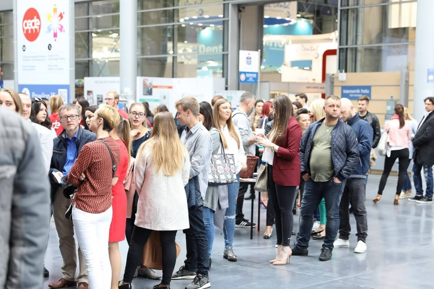 Wystawa stomatologiczna CEDE 2017 w filmowym skrócie