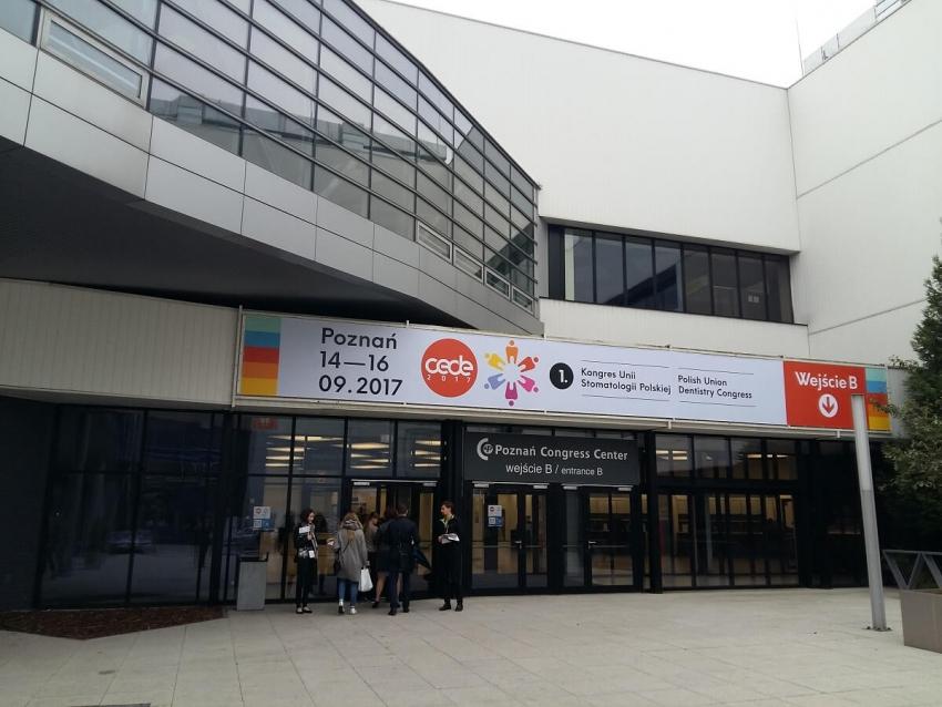 Wystawa CEDE 2017: sesja naukowa Naczelnej Izby Lekarskiej