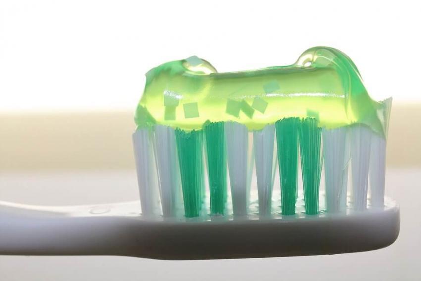 Arginina w paście do zębów pomocna w walce z próchnicą