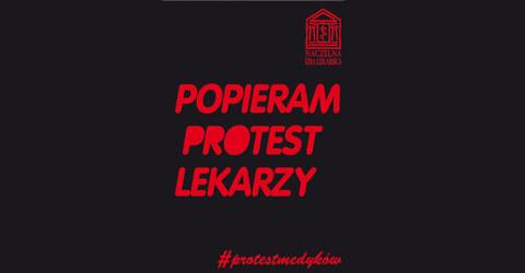 13 października – Dzień Solidarności z Protestującymi Lekarzami