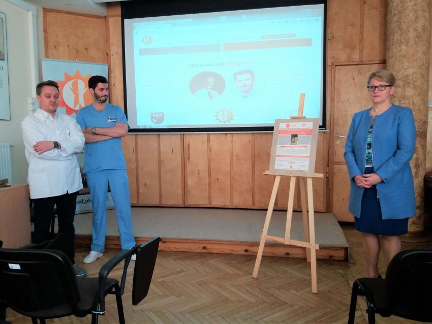 WSSD w Olsztynie: stop urazom twarzoczaszki u najmłodszych