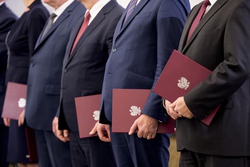 Konstanty Radziwiłł zachował stanowisko ministra zdrowia