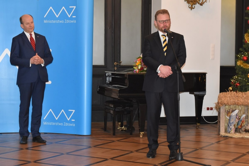Kardiolog prof. Łukasz Szumowski nowym ministrem zdrowia