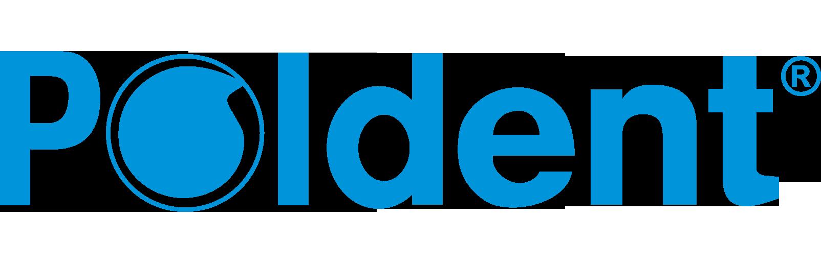 Poldent Logo wekt