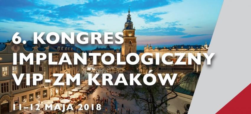 Szósty kongres VIP-ZM – 11-12 maja 2018 r. w Krakowie