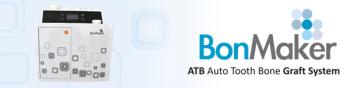 Augmentacja wyrostka zębodołowego z wykorzystaniem materiału zębopochodnego jako zabieg przygotowujący do implantacji - system BonMaker