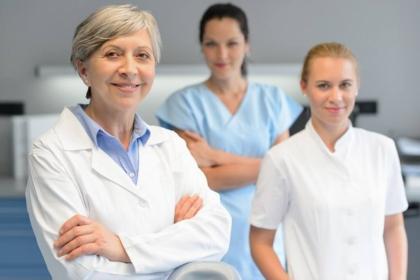 UK: zarządy organizacji stomatologicznych nie dla kobiet?