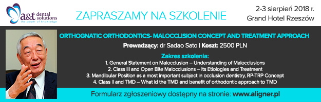 ORTHOGNATIC ORTHODONTICS- MALOCCLISION CONCEPT AND TREATMENT APPROACH