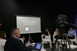 Warsaw Dental Medica Show sniadanie prasowe 1