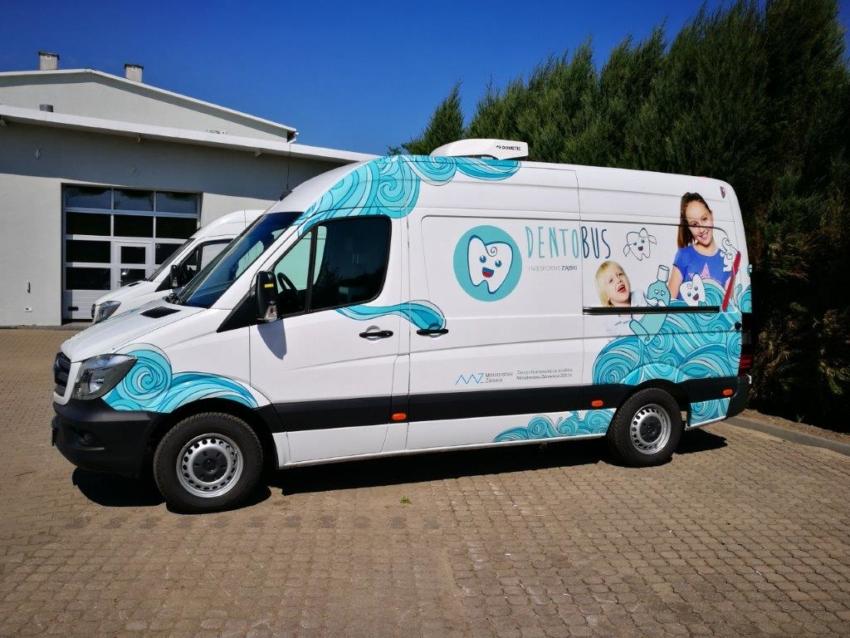 Podlaskie: już 5 tysięcy dzieci przebadanych w dentobusie