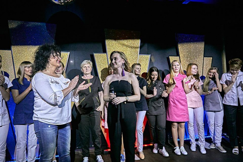 Medora – pokaz mody dla asysty na konferencji Asysdent 2018