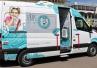 Województwo podlaskie: 5000 dzieci przebadanych w dentobusie
