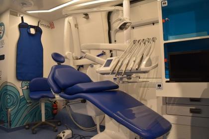 Podlaskie: 3200 dzieci w dentobusie