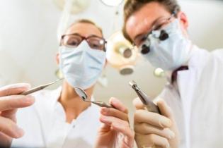 Drobnoustroje w gabinecie stomatologicznym