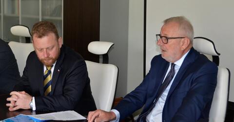 Spotkanie prezydium NIL z ministrem zdrowia – o czym rozmawiano?