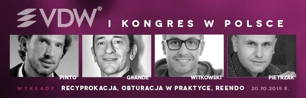 VDW pierwszy kongres w Polsce