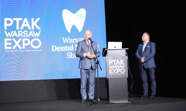 Ruszyła pierwsza edycja targów Warsaw Dental Medica Show