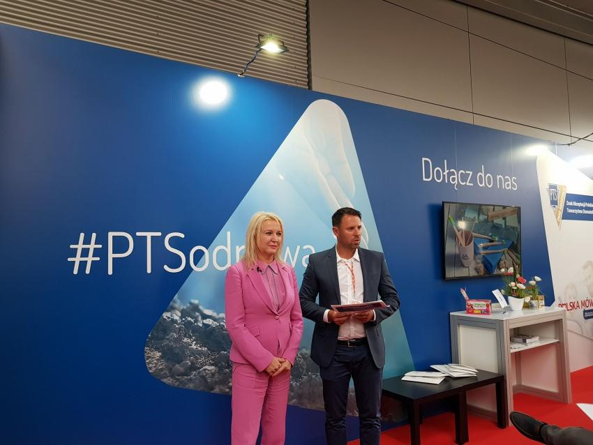 Przyjęto nowy statut Polskiego Towarzystwa Stomatologicznego