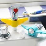 stojak na pastę do zębów samolot Fabryka Form