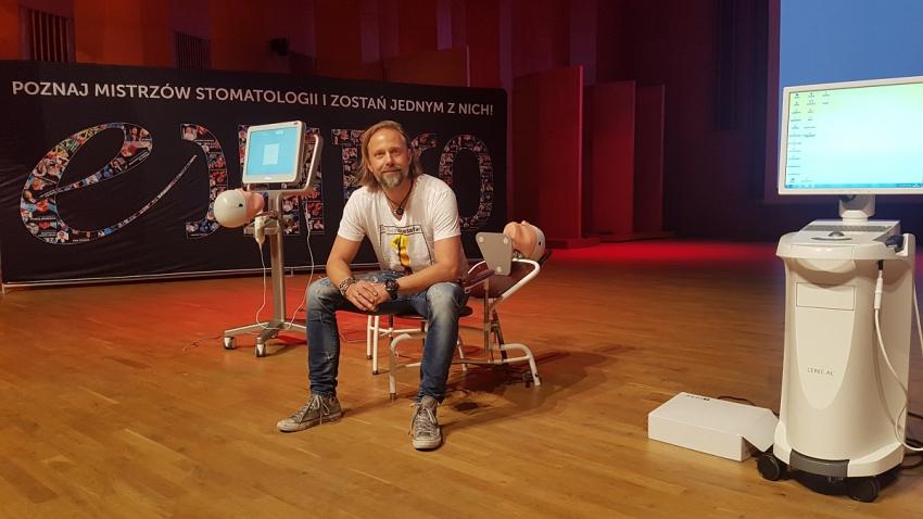 Scanning Evening Show – tego w polskiej stomatologii jeszcze nie było!