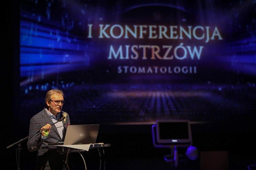 I Konferencja Mistrzów Stomatologii – reportaż (video)