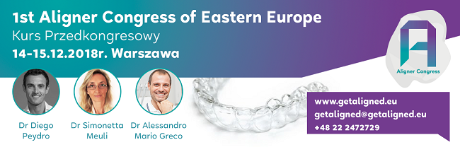 1st Aligner Congress of Eastern Europe - KURS PRZEDKONGRESOWY