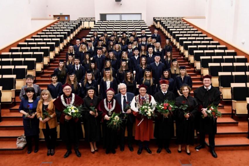 Gdański Uniwersytet Medyczny: dyplomy dla absolwentów