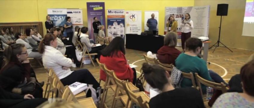 VI Konferencja Higieny Stomatologicznej w Łodzi (video)