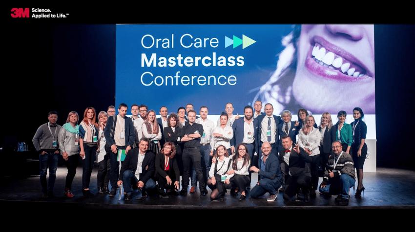 Konferencja 3M Oral Care Masterclass 2018 za nami