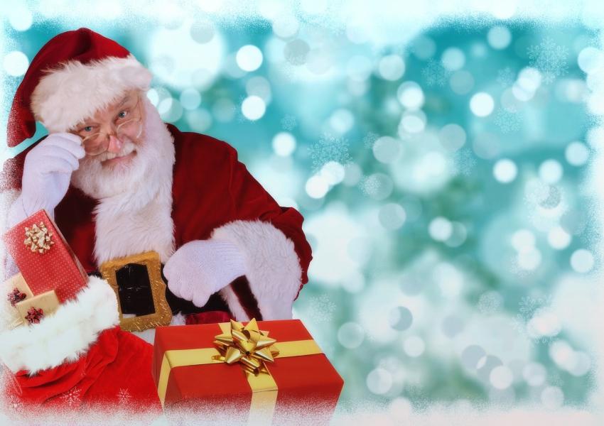 Mikołajkowy konkurs foto – świąteczna atmosfera w stomatologii