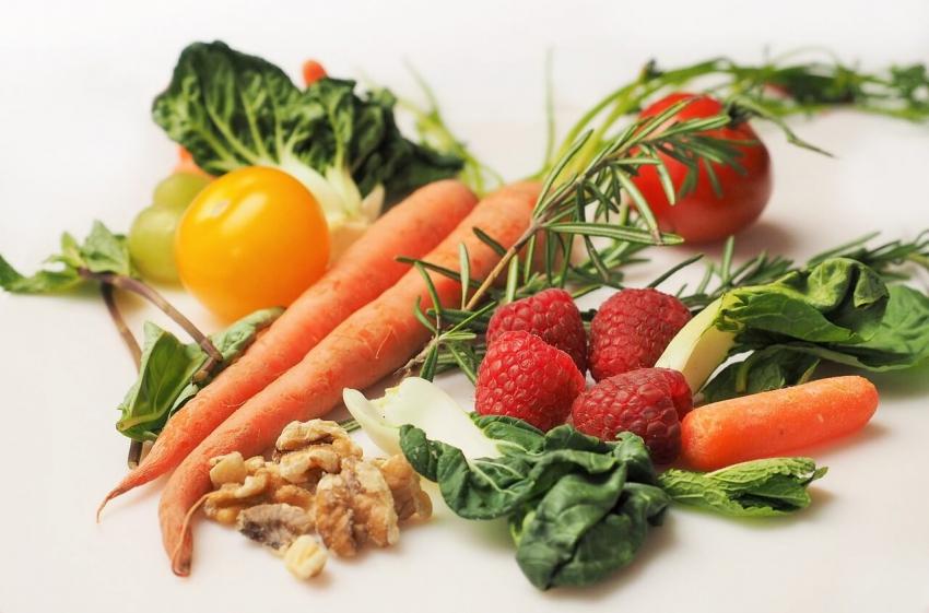 Nowa piramida żywieniowa, konieczna higiena jamy ustnej