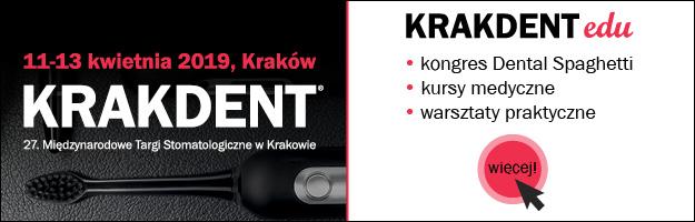 KRAKDENT. 27 Międzynarodowe Targi Stomatologiczne w Krakowie