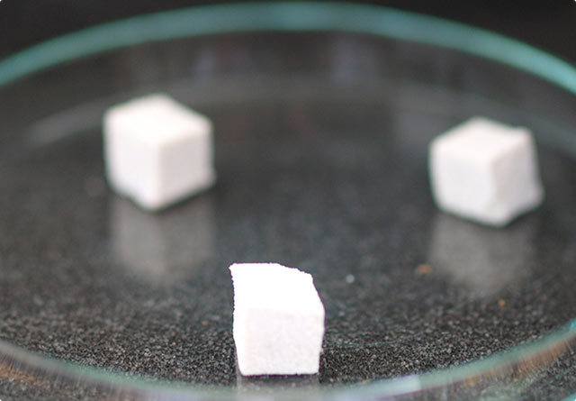 Biomateriał kościozastępczy FlexiOss ze znakiem CE