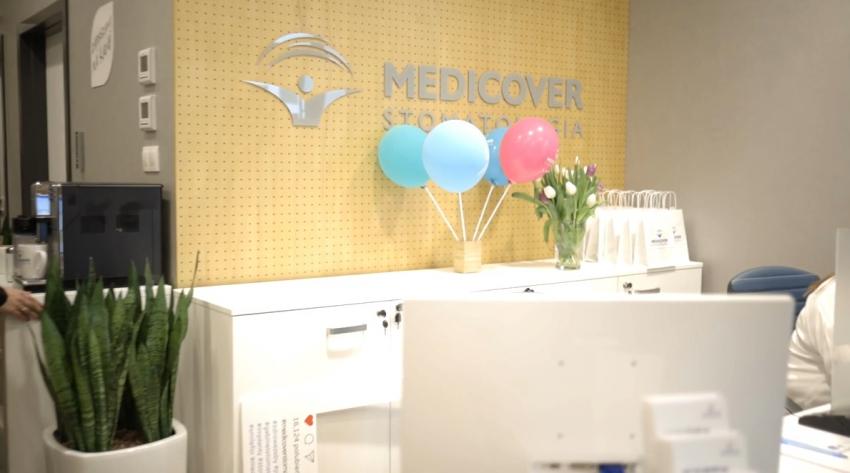 Łódź: placówka Medicover Stomatologia otwarta
