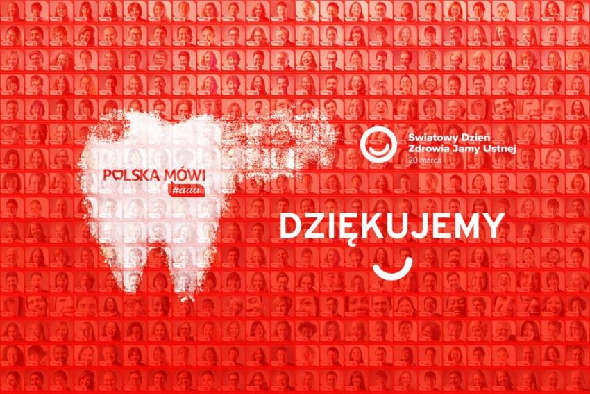 "Krakdent 2019: podsumowanie kampanii ""Polska mówi aaa"""