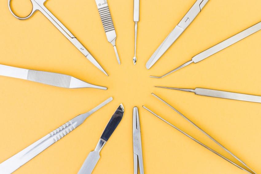 Jak prawidłowo myć i dezynfekować narzędzia stomatologiczne