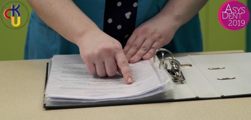W czym pomoże asystentce stomatologicznej checklista?