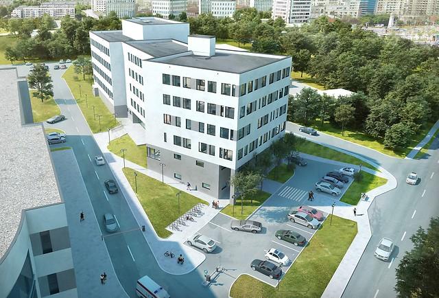 Lublin: za 52 mln zł powstaje Stomatologiczne Centrum Kliniczne