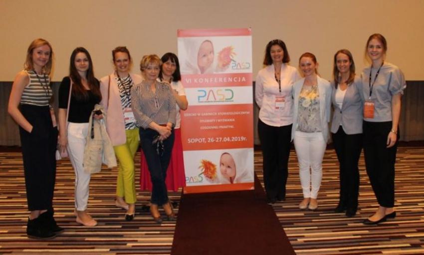 O problemach stomatologicznych u dzieci – VI konferencja PASD