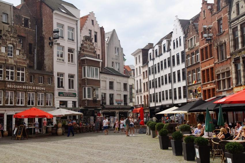 Weź na ząb: Antwerpia (letni cykl turystyczny Dentonetu)