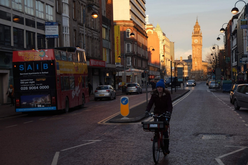 Weź na ząb: Belfast (wakacyjny cykl turystyczny Dentonetu)