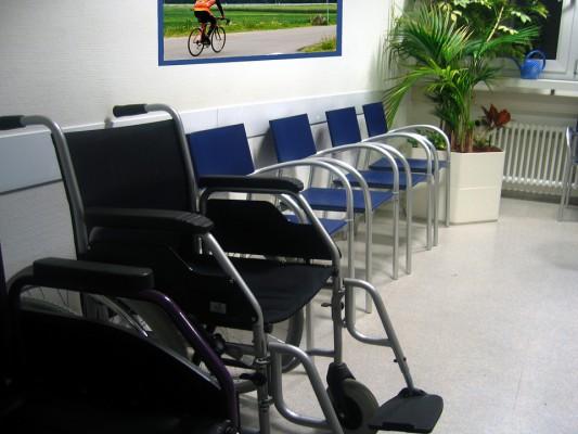 Bielsko-Biała: gabinet dla niepełnosprawnych bez umowy z NFZ