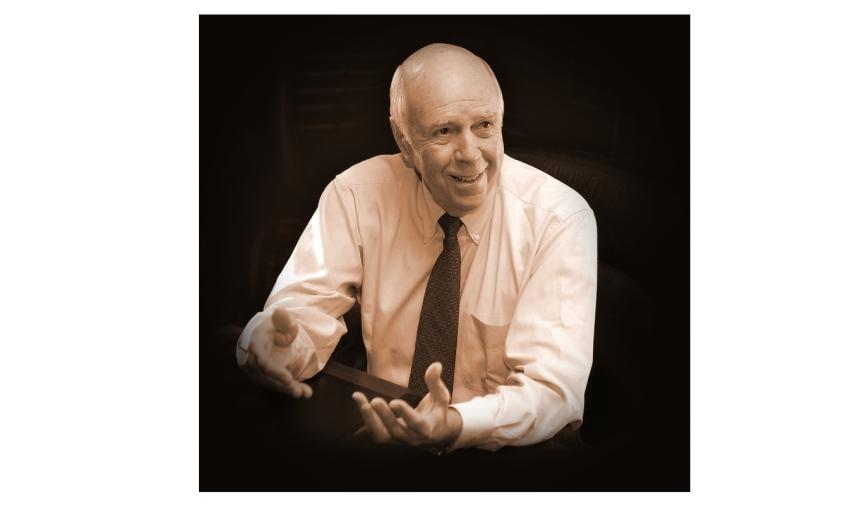 Zmarł dr Peter Dawson – ceniony klinicysta i nauczyciel stomatologii