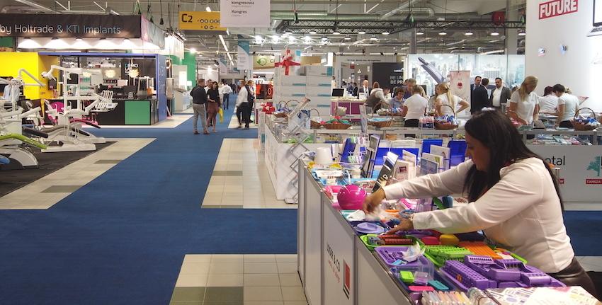 """Warszawa zasługuje na targi"". Rusza Warsaw Dental Medica Show"