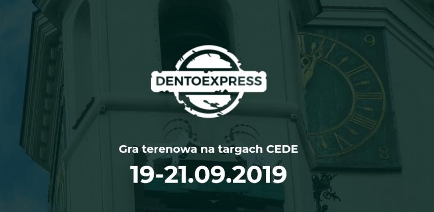 Gra terenowa Dentoexpress na wystawie CEDE 2019 [video]