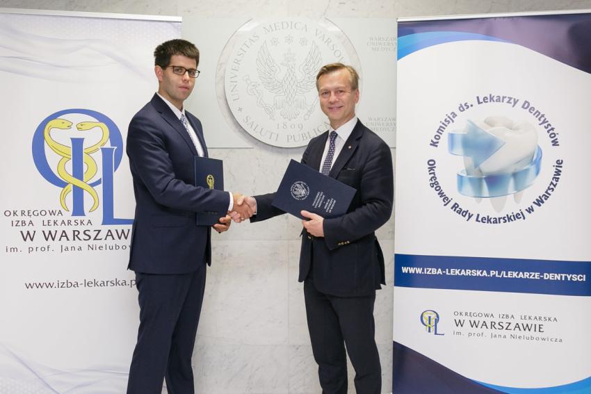 WUM i OIL Warszawa razem w sprawie polityki stomatologicznej