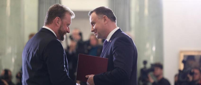 Łukasz Szumowski pozostaje na stanowisku ministra zdrowia