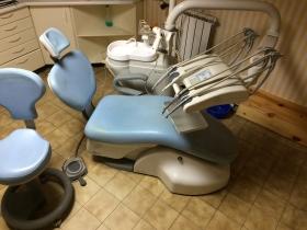 Wyposazenie gabinetu stomatologicznego sprzedam
