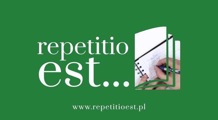 "II etap programu edukacyjnego ""Repetitio est"" już 14 listopada"